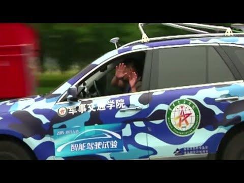 Konkurrenz für Tesla: In China orientieren sich autonome Autos völlig anders