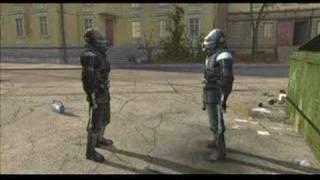 Civil Protection - Alien (part two)