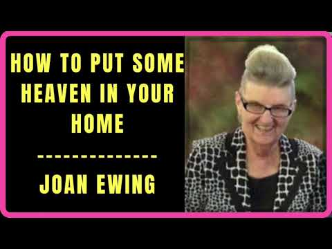 How to Put Some Heaven in Your Home by Joan Ewing 1980