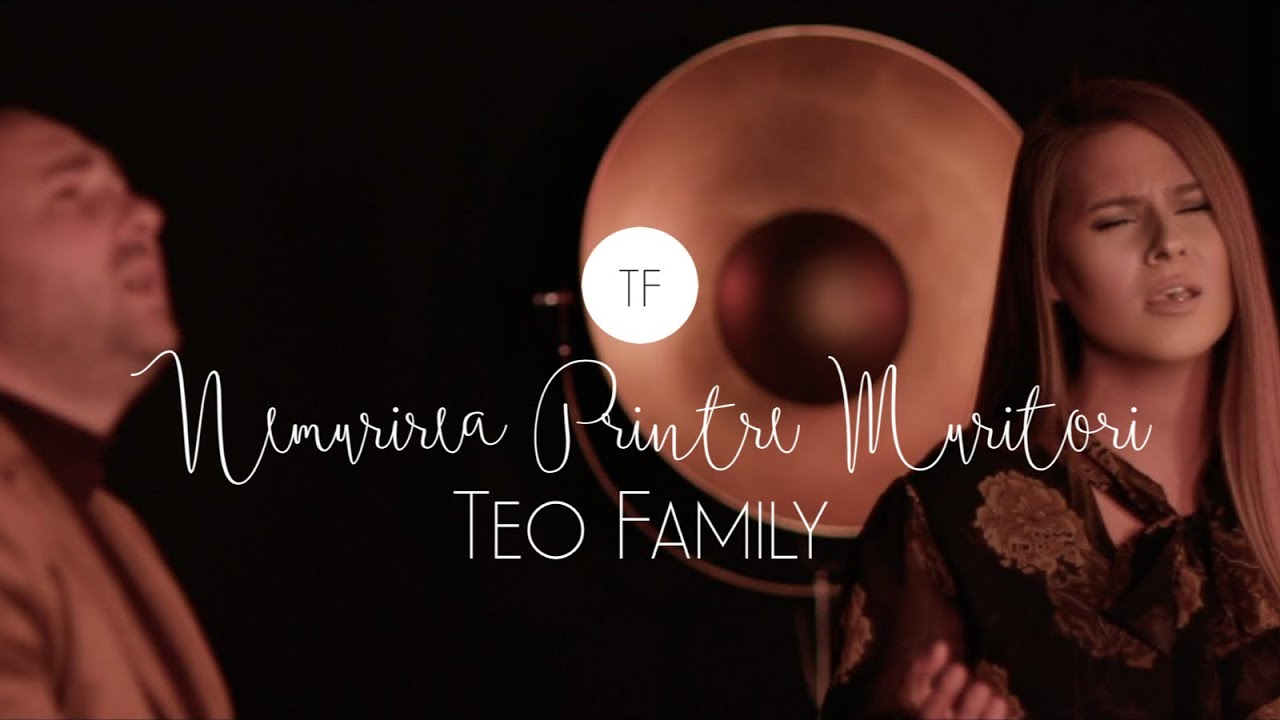 Teo Family - Nemurirea Printre Muritori | Colind (Official Music Video)
