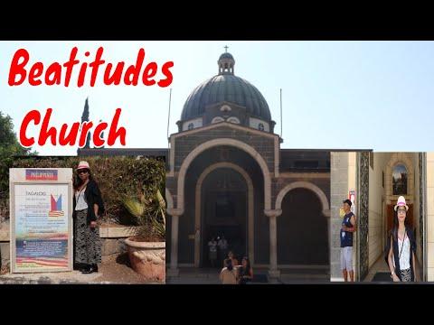 The Church Of Beatitudes