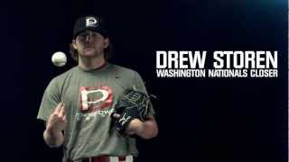 Pitchers Power Drive - Drew Storen Pitching Mechanics