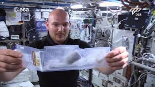 Alexander Gerst: Kleine Teilchen und große Planeten (Flying Classroom)