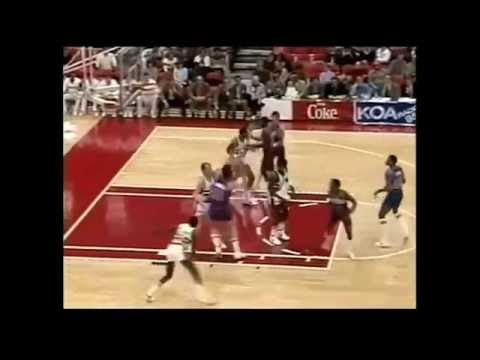 Highest Scoring Game Ever Dec. 13, 1983: Pistons vs Nuggets 186 - 184 full Match