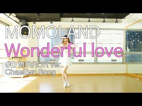 [ kpop ]MOMOLAND(모모랜드)-Wonderful love(어마어마해) Dance Cover(mirror)안무 거울모드 #D