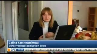 Neonazis in Russland   Angriff der Schlägertrupps Doku über Neonazis Teil 2