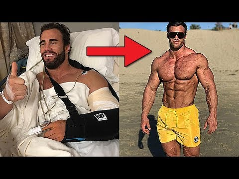 The Recovery Of Calum Von Moger - IT'S NEVER OVER !! (Motivation)