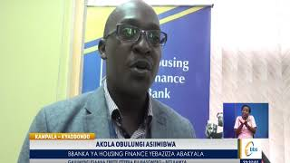 Aba Housing Bank baddiza bakasitooma babwe n'ebyapa
