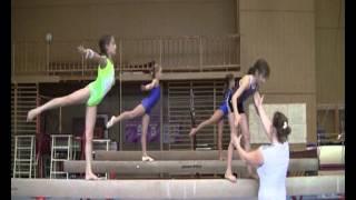Сборы по спортивной гимнастике.