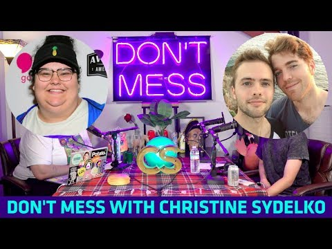 Dont Mess with Christine Sydelko featuring Shane Dawson & Ryland Adams!