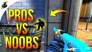 Critical OPS - PROS vs NOOBS! C-OPS | Polska