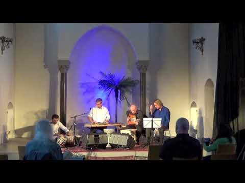 LBKhaled & Oriental Mood kvartet Cph World Music Festival 2018