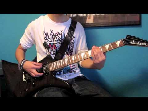 Billy Talent - Fallen Leaves (HD Guitar Cover with Solo)