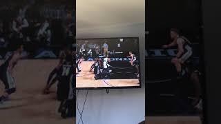 Nba2k18 clip - contested dunk