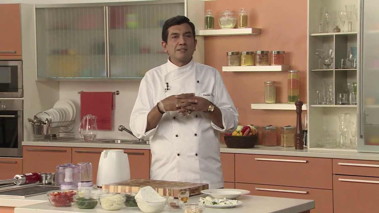 Roasted makhani palak paneer rolls republic day special chef roasted makhani palak paneer rolls republic day special chef sanjeev kapoor youtube forumfinder Images