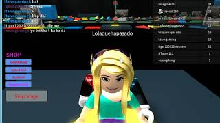 ROBLOX: Obby solo vs EniStarsVn-and the ending...
