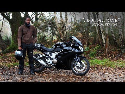 Honda VFR800F - I Bought One - | Daniel Giscombe