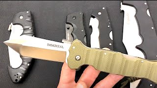 Best Self Defence Blades By Cold Steel Knives