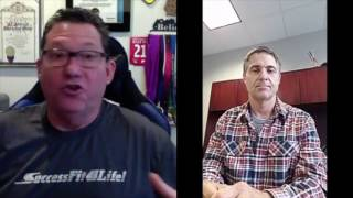 Terry McGuire from HALO on SuccessFit4Life!