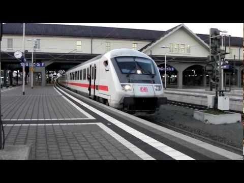 Deutsche Bahn : InterCity Frankfurt - Stuttgart