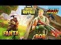 BATTLE ROYALE !!! Fanta&Bob dans Fortnite !!