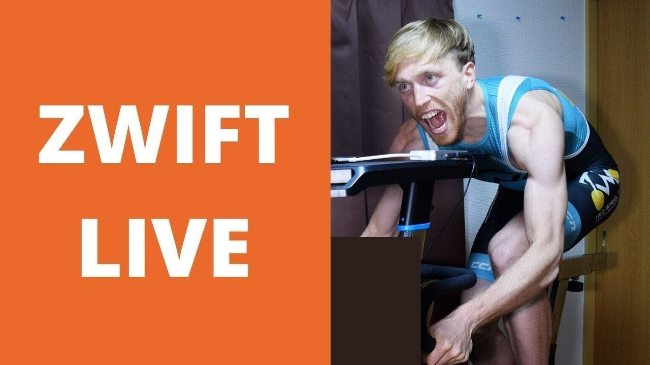 LIVE Q&A Workout on ZWIFT - Two Wheel Cruise