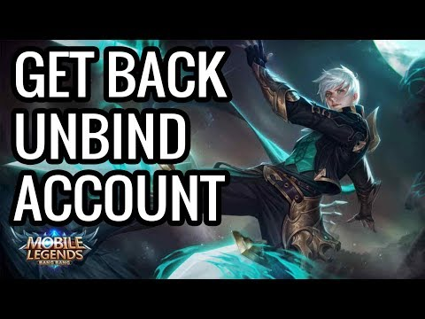 How To Get Back Unbind Mobile Legend Account (Complete Guide)