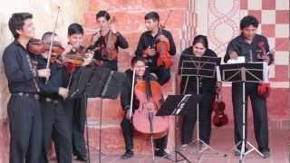 Orquesta Pentagrama Chiquitano  - Desarrollo Social a través de la Música