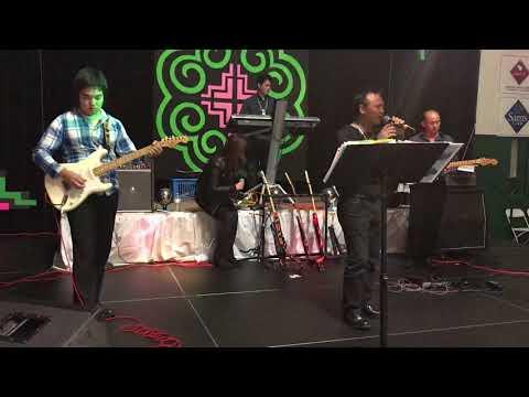 Wausau Hmong New Year 2017-2018 Night Party Tsis Yooj Yim Band Sa Bai Sa Bai