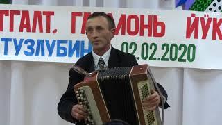 Марийский танец. Радует Игнат Ильбарисов. Видео Хайбуллина Василия