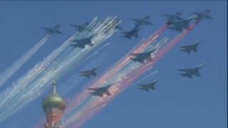 【ロシア軍歌】 航空行進曲 Авиамарш 【歌詞付き】