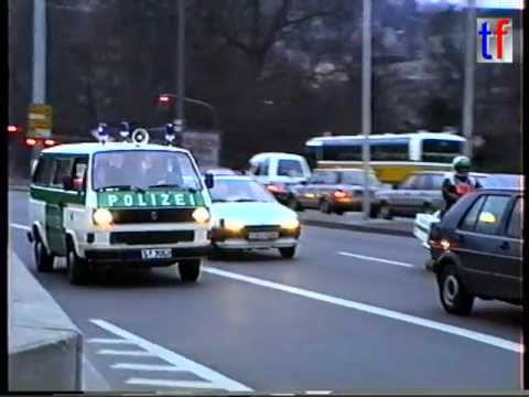 stuttgart police vw t3 alarmfahrt vw t3 polizei stuttgart 1991 youtube. Black Bedroom Furniture Sets. Home Design Ideas