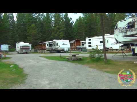 Whitefish Kalispell North KOA Whitefish MT