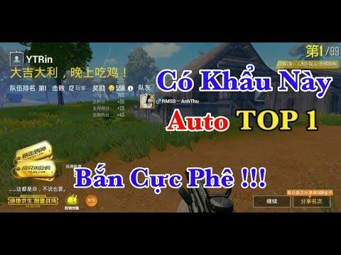 Đây Là Khẩu Súng Auto TOP 1 Map Sanhok... Súng Gì Đây ??? | PUBG Mobile
