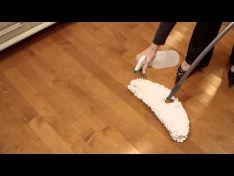Ergo Magnet Microfiber Flip Floor Duster Youtube