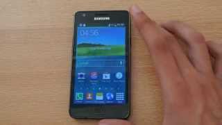 Samsung Galaxy S2 Official Android 4.4.2 KitKat - Review