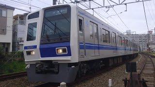 [FHD]西武6000系(6151F)上り 試運転