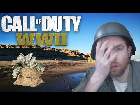 MICRO-TRANSACTION MATCHMAKING EXPOSED! (Call of Duty WW2 / #CODWWII)