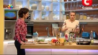 Как приготовить теплый салат с соусом - Рецепт от Все буде добре - Выпуск 62 - 16.10.2012