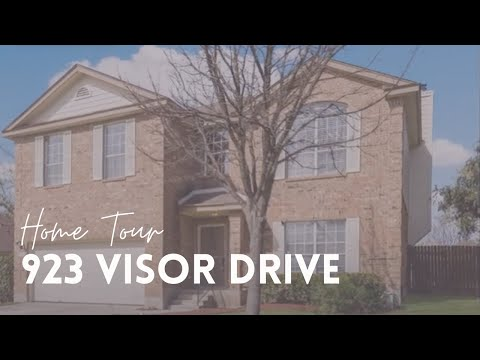 SOLD! Sought After Stone Oak Neighborhood - 923 Visor Drive, San Antonio, TX  78258