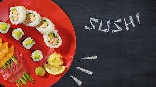 Sushi: Try Something New: Grubhub