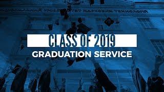 Class of 2019 Graduation Service