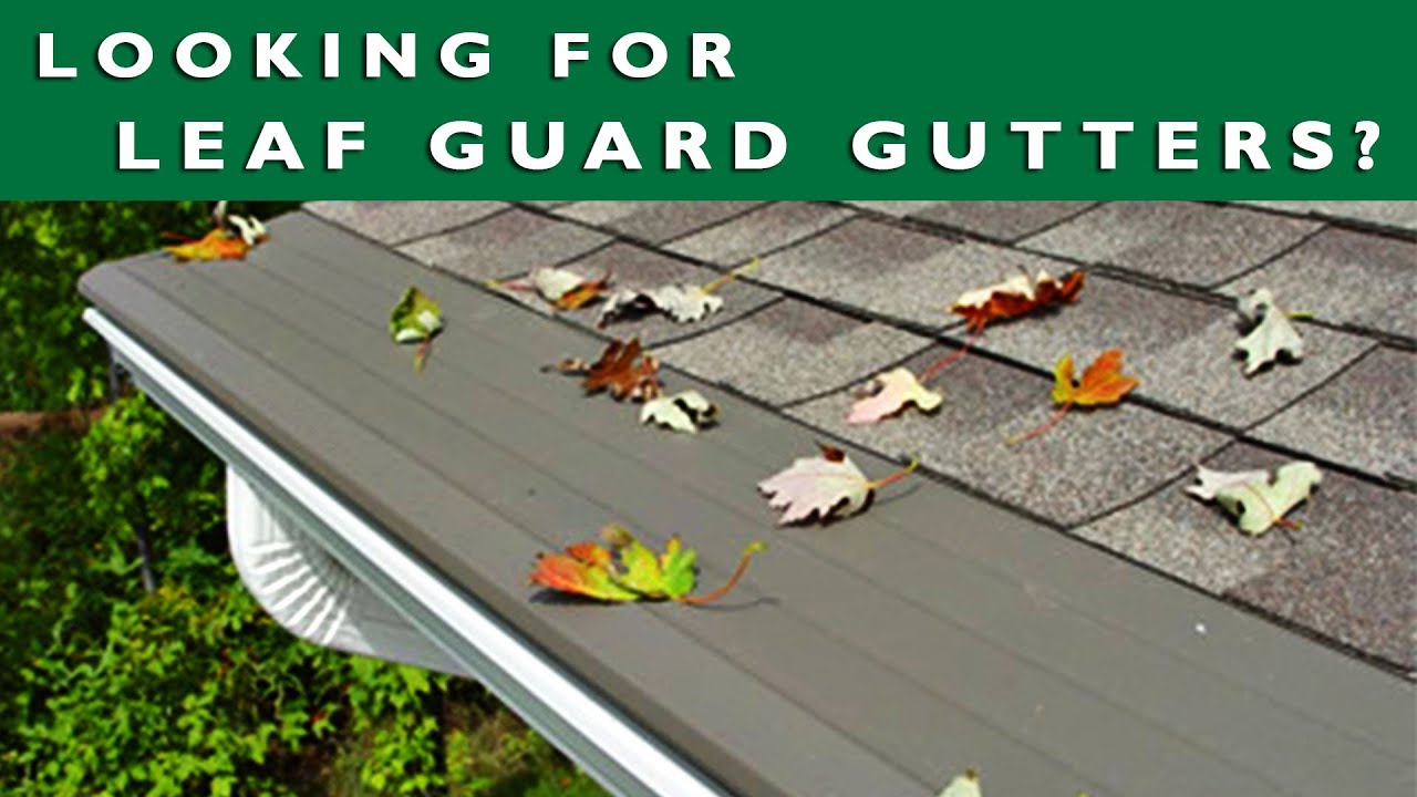 Leaf Guard Gutters Johnston Ia 1 866 207 9720 Gutter