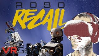 Robo Recall In-Depth Game Review - 100 in 100