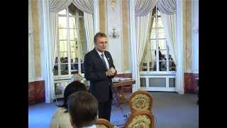 Урок біології в Палаці Потоцьких