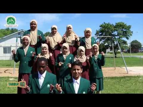 Human Family by Maya Angelou Performed by Grade 5 Students at Tarbiyah Islamic School of Delaware