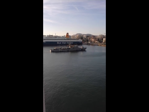 Depart from Piraeus port 15-10-2017