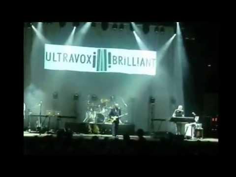 ULTRAVOX - Brilliant (US Club Mix)