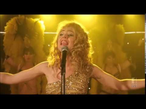 Carlotta's final   Jessica Marais singing