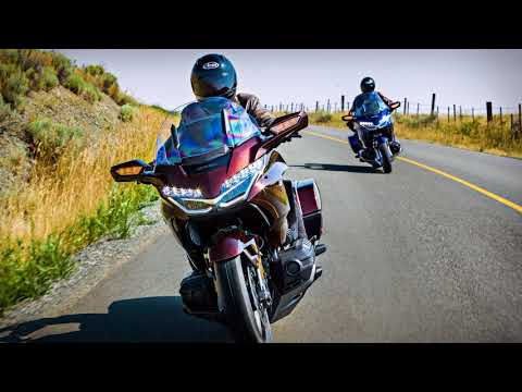 Gold Wing Owner Video - Using the Dual Clutch Transmission DCT